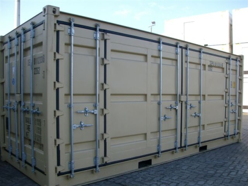 Full-Side-Access-Container