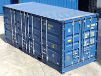 Side-Door-Container
